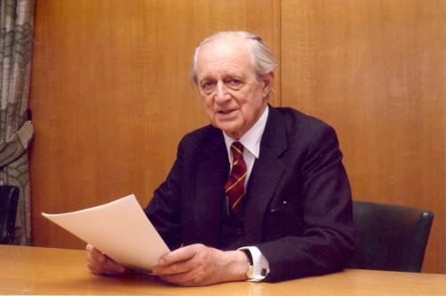 Sir Arthur Marshall 1983