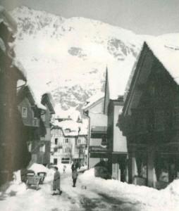 Andermatt, 1963